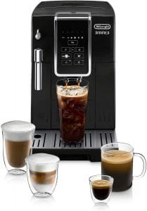 delonghi dinamica coffee maker review